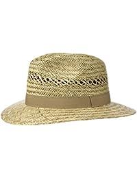 Amazon.it  cappello di paglia uomo - Cappelli Panama   Cappelli e ... e9f8f6ea3d9f