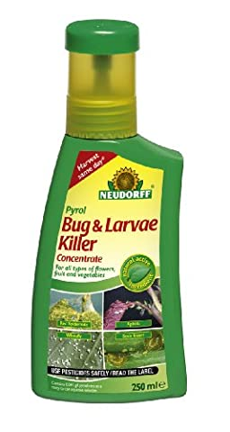 Neudorff 250ml Pyrol Bug and Larvae Killer Concentrate