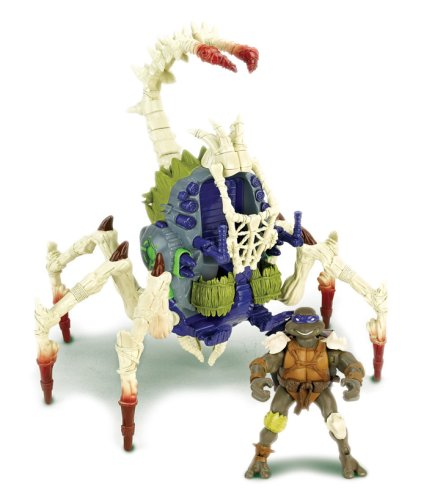 Teenage Mutant Ninja Turtles Paleo Attack Crawler Donatello (Ninja-crawler)