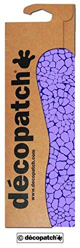 décopatch Purple Reptile Print Paper, 30 x 40 cm, Pack of 3 Sheets