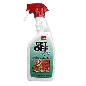 Get Off Spray zur Abwehr von Katzen und Hunden
