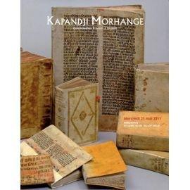 Manuscrits Et Livres Du Xve Au Xxe Siecle (Edition Originale du Discours de la Mthode de DESCARTES) - La Gazette du Bon Ton- Surralisme & Cubisme..Vente du 25/05/2011 KAPANDJI MORHANGE.