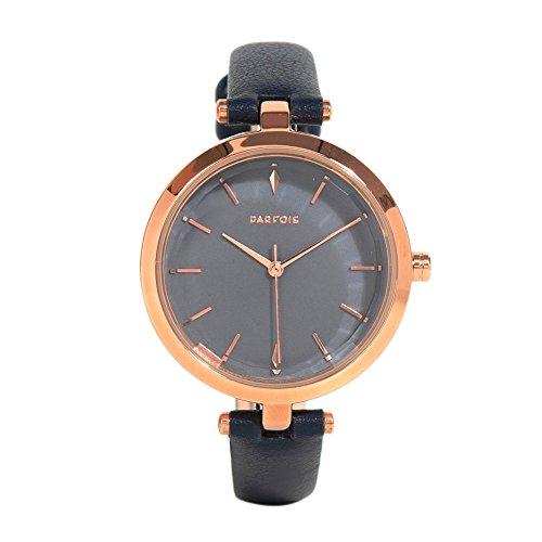 Parfois - Reloj Rose Gold - Mujeres - Tallas Única - Azul Marin