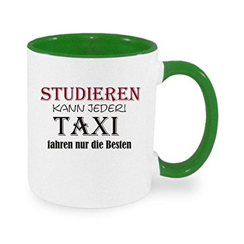 Lustige Tasse Becher Kaffeebecher Kaffetasse Möwe Spruch Taxi Ans Meer Ts643 Trinklerntassen & -becher