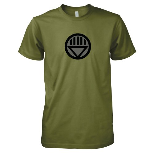 TEXLAB - Black Lantern Corps - Herren T-Shirt Oliv