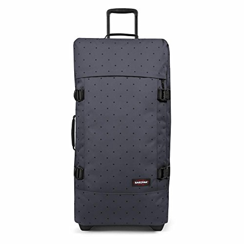 Eastpak Tranverz L Valise - 79 cm - 121 L - Dot Grey (Multicolore)