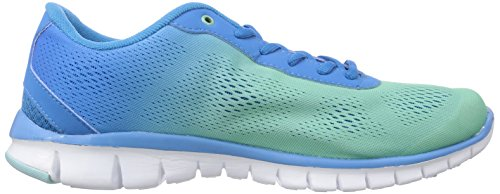 Kappa SUNRISE unisex Unisex-Erwachsene Sneakers Blau (6560 Ice/Blue)