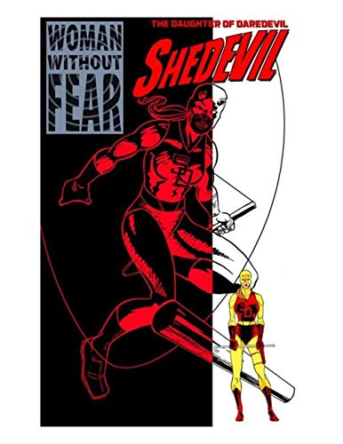 SheDevil Daughter of the Daredevil: Woman without fear (Shedevil Woman without fear) (English Edition)