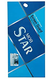 MOBSTAR Clear Screenguard for Reliance LYF Flame 8
