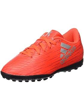 Adidas X 16.4 TF J, Botas de Fútbol para Niños