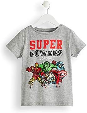 RED WAGON Camiseta Marvel Avengers Niños