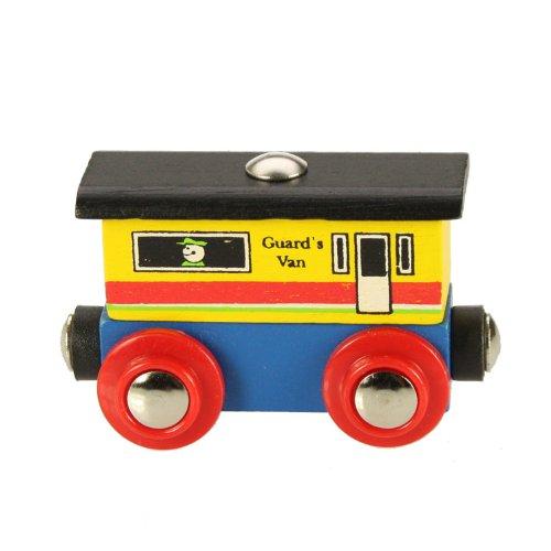 Bigjigs Rail Rail Wagon de L'Agent de Train caractère