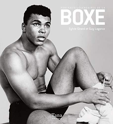 Portraits légendaires de la boxe par Guy LAGORCE