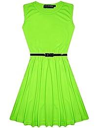 innovatives Design 3aaf4 5df77 Suchergebnis auf Amazon.de für: neon kleid - Grün: Bekleidung