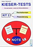 Kieser-Tests, KIT.2 : Rechtsformen, Finanzierung