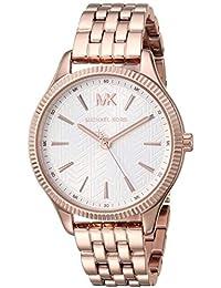 Michael Kors Lexington Analog White Dial Women's Watch-MK6641