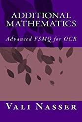 Additional Mathematics: Advanced FSMQ for OCR