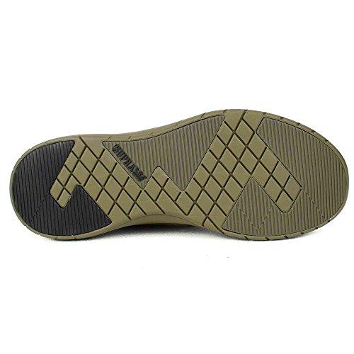 Supra Herren Flow Run Sneaker Oliva Multi-oliva