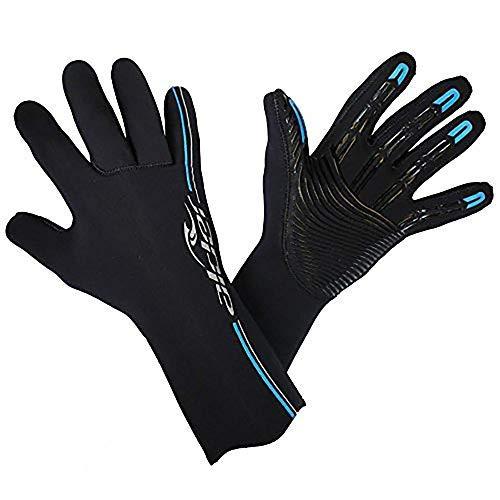 Alder Matrix - Guantes de neopreno (3 mm) Guante de neopreno ligero X-Stretch Perferct para el surfista que quiere un guante menos restrictivo pero mantiene las manos calientes.