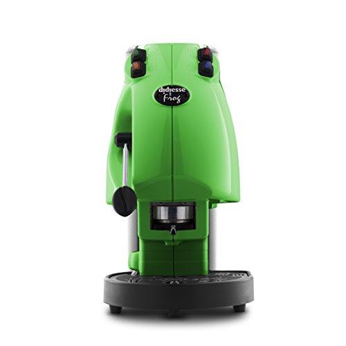 Didiesse Frog Revolution Kaffeeautomat A Waffeln, 650W, hellgrün