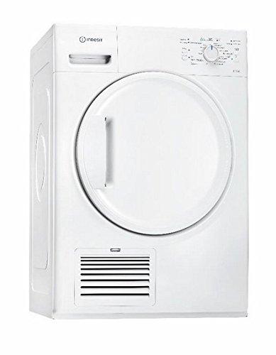 Indesit IND90111 Libera installazione Carica frontale 9kg B Bianco asciugatrice
