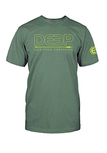 90919bccccc3d Deep Ocean Profundo Océano Treeline Camiseta de Hombre Gris EN2PT ...