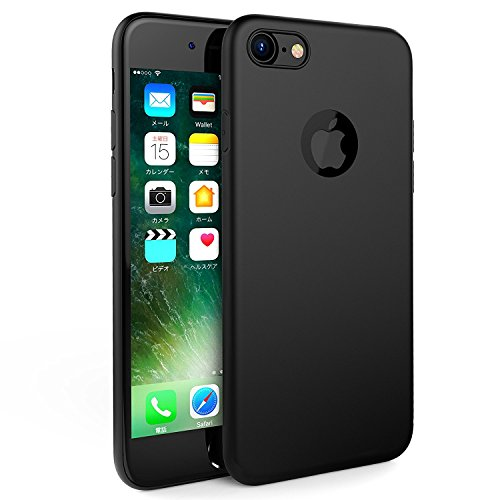 d24492bc57 Egotude Soft Silicone TPU Simple Cover Case for Apple iPhone 7 ...