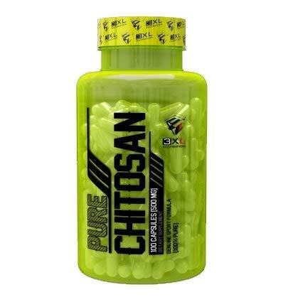 3XL Pure Chitosan 500 mg 100 caps