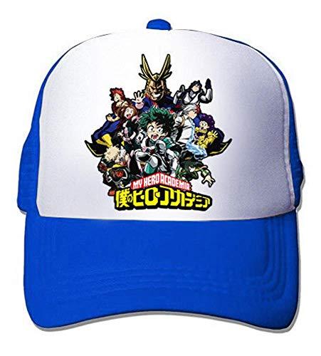 Preisvergleich Produktbild Maneray Baseball Cap,  Anime My Hero Academia Unisex Baseball Kappen,  Baseball Mützen für Draussen Sport oder auf Reisen