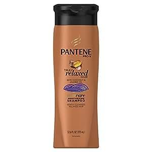 Pantene - Shampoing Hydratation Intense Cheveux Détendus 370ml