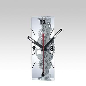 Silea - 222/8550 - Horloge Engrenage - Hauteur: 55 cm - Plastique