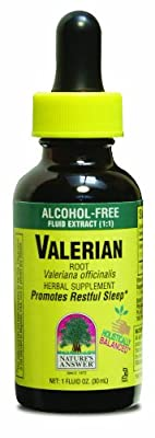 Nature's Answer Valerian Root Alcohol Free 30 ml from Nature's Answer