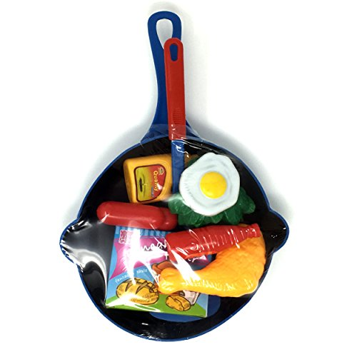 Pan cooking food set giocattolo per bambini da laeto giocattoli per bambini piccoli cuochi spatola di plastica set compreso pretend pentole e padelle da cucina o utensili ideale giochi di ruolo con tavola