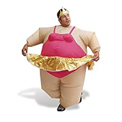 Idea Regalo - Vestito gonfiabile del partito del vestito del costume del vestito operato dalla ballerina di AirSuits