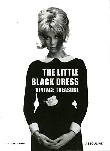 The Little Black Dress : Vintage Treasure (en anglais)