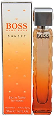 Hugo Boss Boss Orange Sunset Eau de Toilette para mujeres