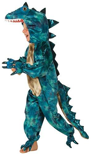Heunec-carnevale per bambini costume da drago, taglia 104