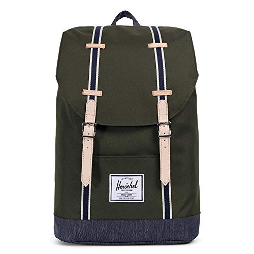Herschel Retreat Backpack Rucksack 43 cm Forest Night/Dark Denim