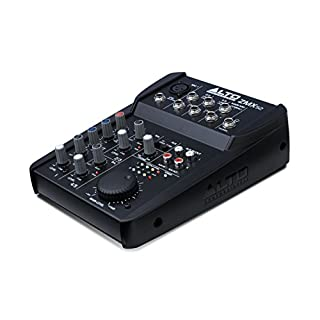 ALTO ZMX52 Professional 5-Channel Compact Mixer
