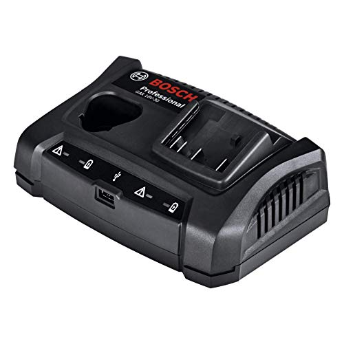 Bosch Professional 1600A011A9 GAX 18V-30 Professional Chargeur...