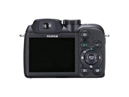 "Fujifilm FinePix S1500 Digitalkamera (10 Megapixel, 12fach opt. Zoom, 2.7"" Display, Bildstabilisator) schwarz - 3"