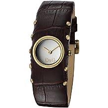 D&G R1702.2 - Reloj de Señora movimiento de cuarzo con correa piel