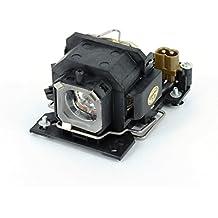 DT00781 Lámpara de repuesto del proyector, conveniente para HITACHI CP-RX70 CP-X1 CP-X2 CP-X253 CP-X4 ED-X20 ED-X22 MP-J1 MP-J1EF MVP-T20 Proyectores