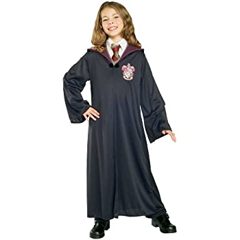 Harry Potter tm Hermione Grainger Gryffindor Robe with Clasp Size Large