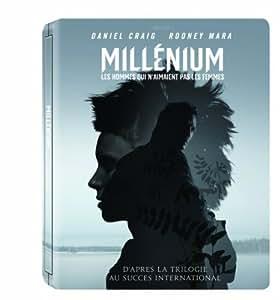 Millénium - Les hommes qui n'aimaient pas les femmes [Édition Limitée exclusive Amazon.fr boîtier SteelBook]