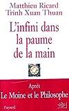 L' Infini dans la paume de la main : du big bang à l'éveil   Ricard, Matthieu