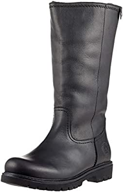 bddcd8e2026c8 Panama Jack Women s Bambina High Boots  Amazon.co.uk  Shoes   Bags