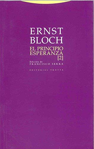PRINCIPIO ESPERANZA, EL (2)