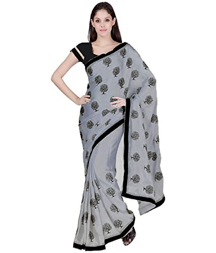 VINTAGE Girls cotton saree(VINTAGE OO4_multi colour_Freesize)