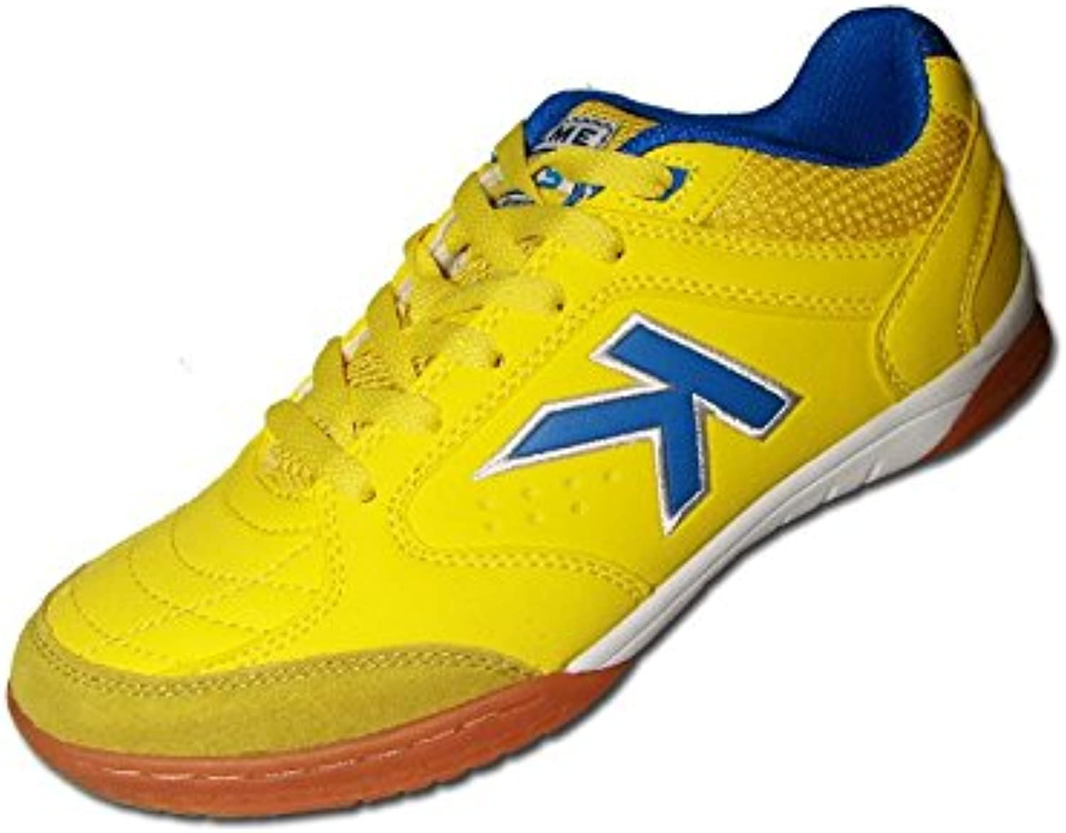 Kelme Zapatilla Precision LNFS Amarillo-Royal